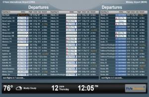 Departures tips