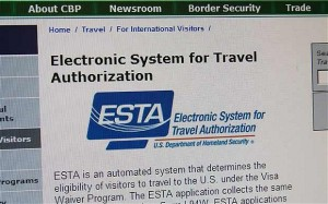 Electronic Travel Authorization